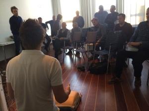 Demo HLR, Bjørn-Tore Løvtangen