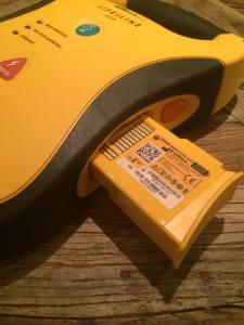 Batteripakke, Defibtech Lifeline AED