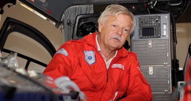 Anestesilege Hans Julius Heimdal. Foto: Lasse Moe