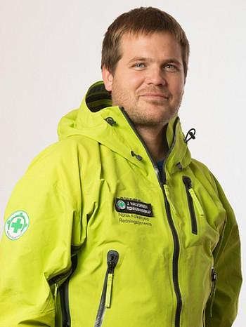 Jon Halvorsen BILDE: Norsk Folkehjelp